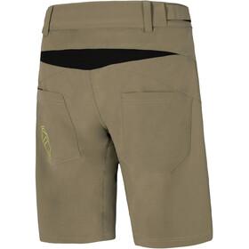 Ziener Nischa X-Function Shorts Herrer, dusty olive